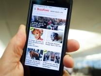 Buzzfeed startet in Deutschland