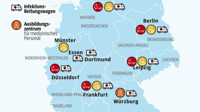 Ebola Ebola-Kranke in Deutschland