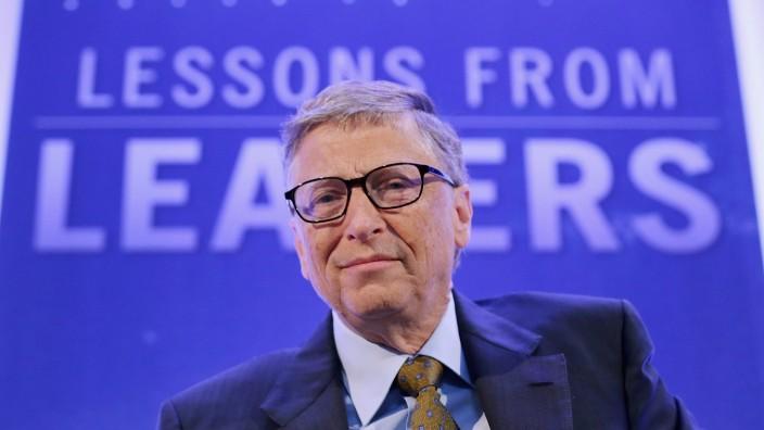 Bill Gates Speaks On Ebola Crisis