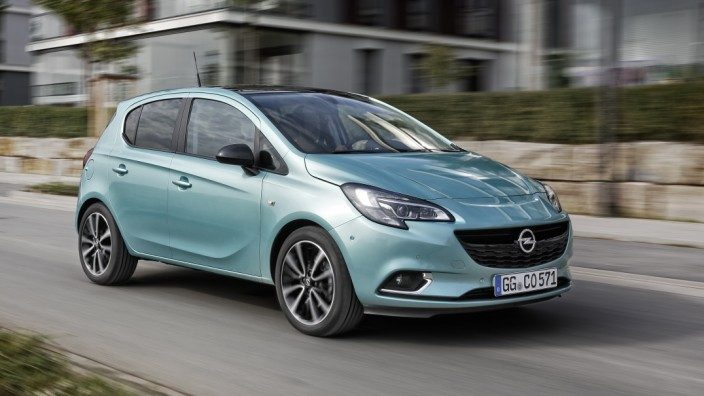 Opel Corsa E Fünftürer