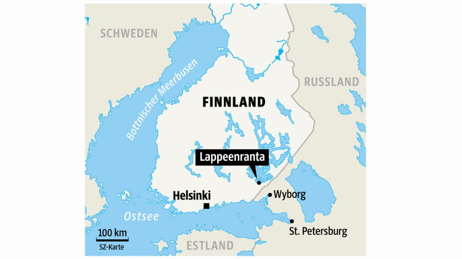 Ukraine-Krise Finnland und Russland