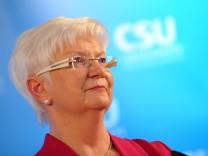 Winterklausur der CSU-Landesgruppe