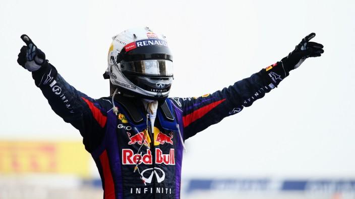 F1 Driver Vettel Leaves Red Bull For Ferrari