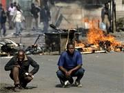 Unruhen in Südafrika, Reigers Park, Reuters
