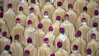 Papst Franziskus Katholische Kirche