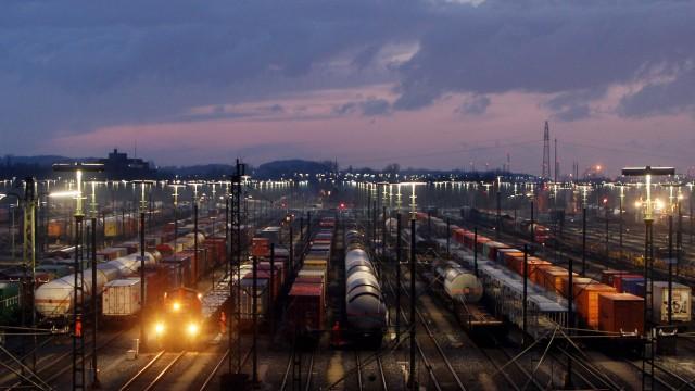 Güterbahnhof Maschen