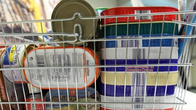 Greenpeace bewertet Einkaufspraxis bei Fischprodukten; Konserven_Notfall_Katastrophe