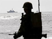 Untergang eines südkoreanischen Kriegsschiffs, AP