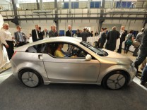 Das Elektroauto Visio.M der TU München