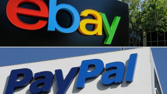 eBay; PayPal