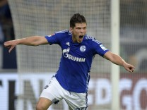 Schalke 04, Klaas Jan Huntelaar, Champions League, Fußball