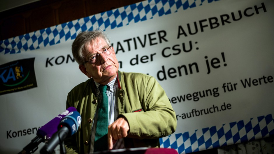 CSU-Basisinitiative 'Konservativer Aufbruch'