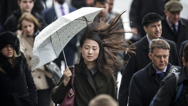 Stormy Weather To Hit The UK