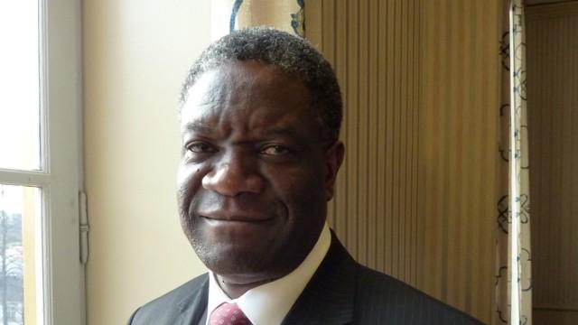 Denis Mukwege Sacharow-Preisträger Denis Mukwege