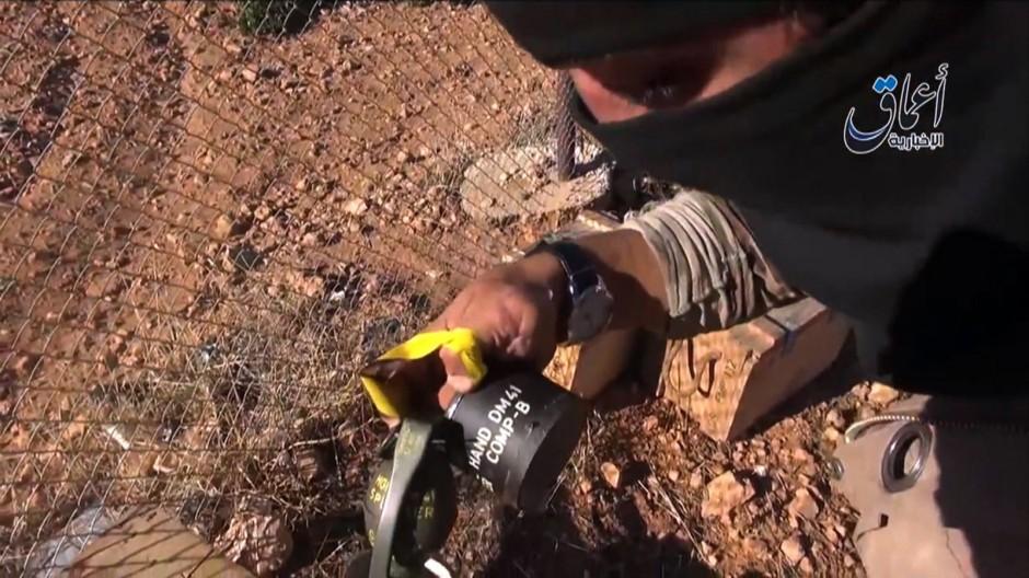 Syrien Kampf um Kobanê