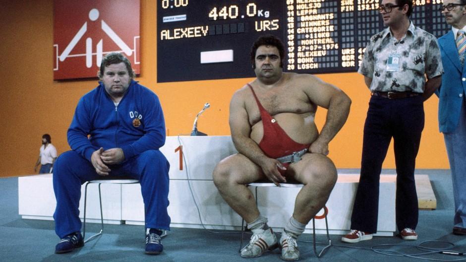 Doping Zum Tode von Gerd Bonk