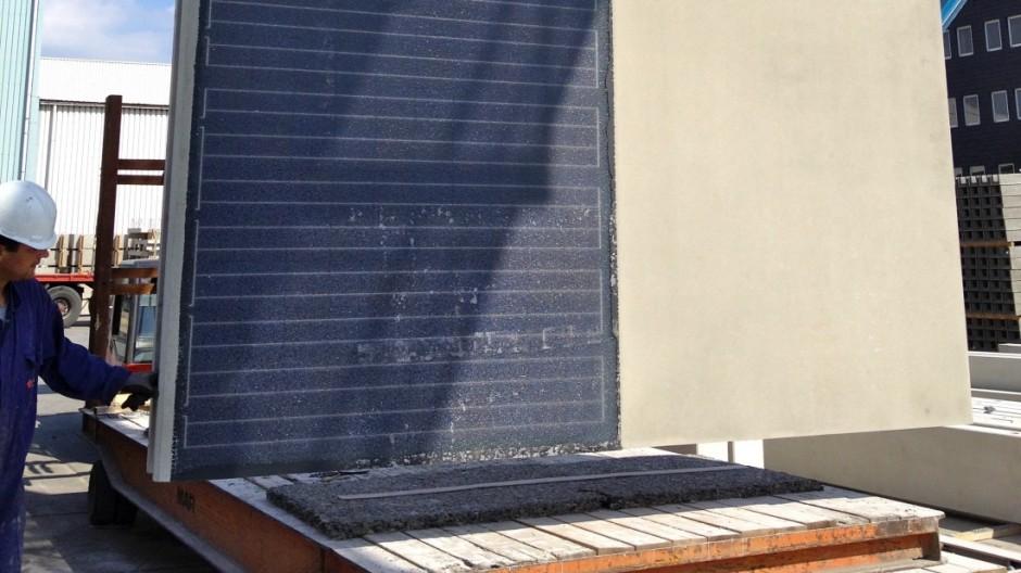 Die Bauplatten der SolaRoad