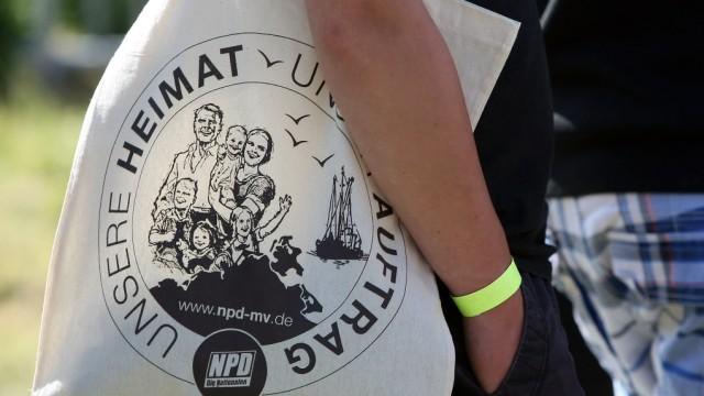 Neo-Nazis Gather For Summer Fest