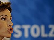 CSU-Generalsekretärin Christine Haderthauer ddp