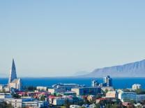 Reykjavik, Island, Städtereise