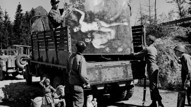 Loading Stolen Art; Göring_neu