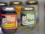 Babynahrung von Hipp; ddp