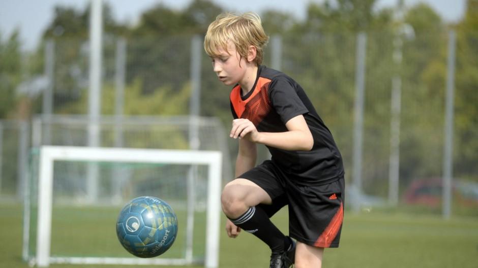 Sport in der Region Kicken ohne Ergebnisdruck
