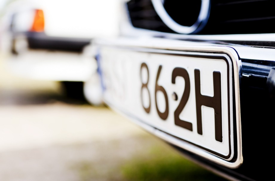 H-Kennzeichen - Diese Autos reifen 2018 zum Oldtimer - Auto & Mobil ...