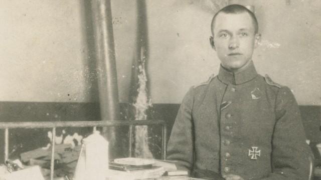 1. Weltkrieg, Nachlass Ernst Jünger