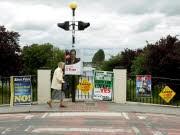 EU-Referendum Irland, dpa