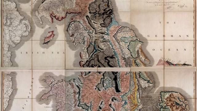Ingenieurwissenschaften Die schönsten Karten der Wissenschaft