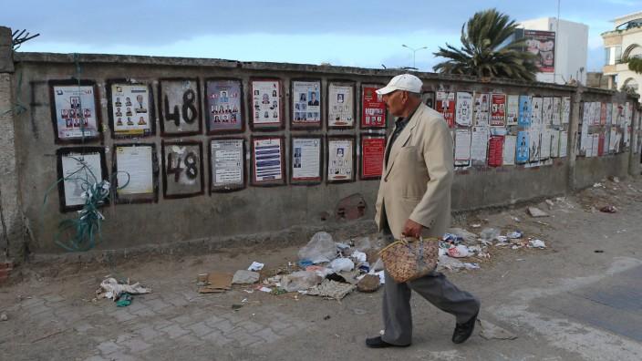 Parlamentswahl in Tunesien