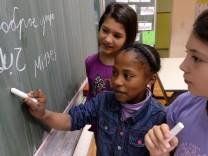 Förderung von Migranten an Schulen