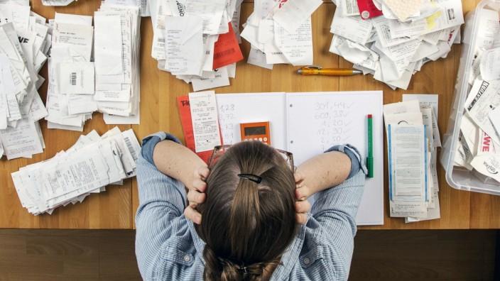 Steuererklärung Finanzamt Steuerbescheid Steuerberater