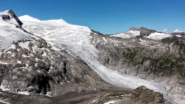 Gletscher Gletscher-Archäologie