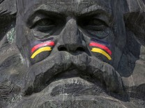 World Cup 2014 - Karl Marx as Fan