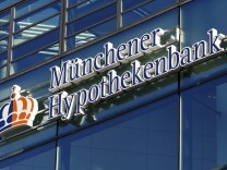 Sitz der Münchener Hyp in München.