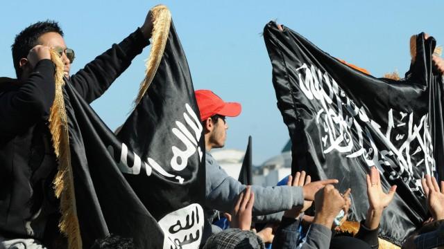 Islamischer Staat Tunesier im Kampf gegen IS