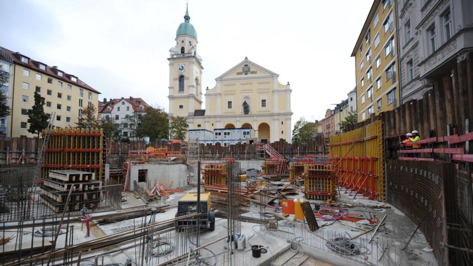 Wohnen in München Immobilien in München