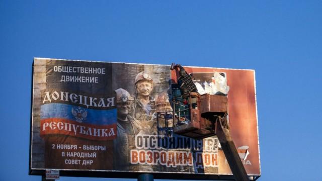Krieg in der Ukraine Außenminister Lawrow