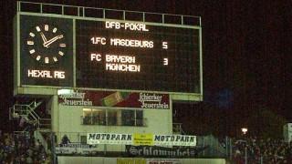 1 Fc Magdeburg Im Dfb Pokal Abschied Vom Handgreiflichen Trainer