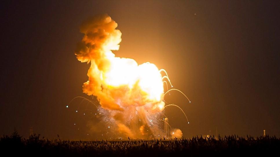 "US-Raumfrachter ""Cygnus"" - Im Feuerball verglüht"