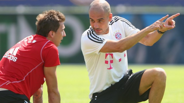 FC Bayern Muenchen - Training Camp Day Two