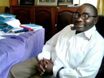 Ökonom Kambale Ebola