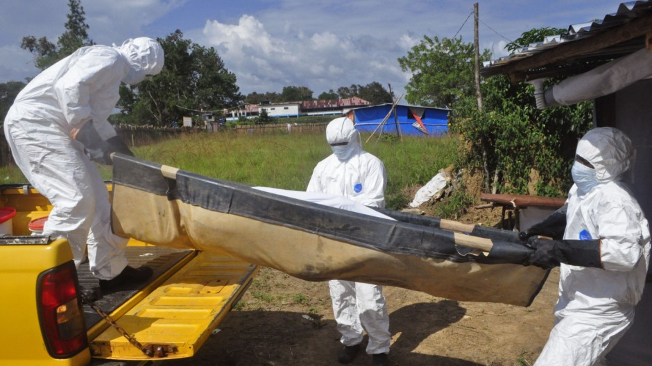 Ebola Folgen der Epidemie