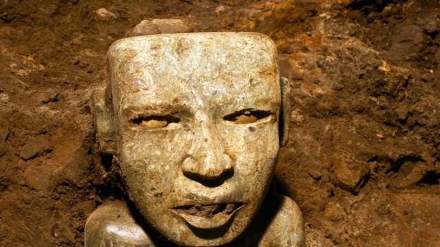 Archäologie Teotihuacán-Kultur in Mexiko