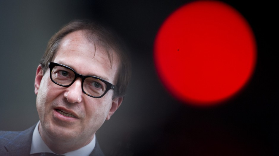 Verkehrsminister Alexander Dobrindt (CSU)