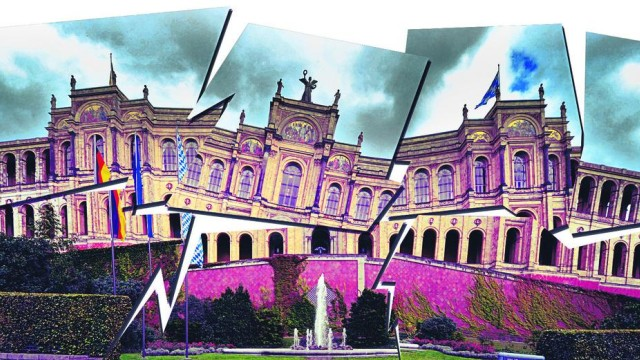 Bayerischer Landtag Bayerischer Landtag