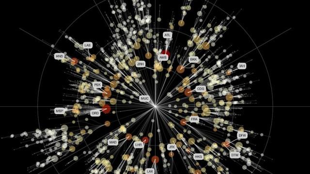 360° Seuchen Verbreitungswege von Seuchen