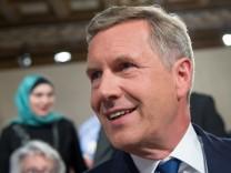 Ex-Bundespräsident Wulff erhält Toleranzpreis